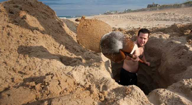 how to get out of debt? stop digging a deeper hole