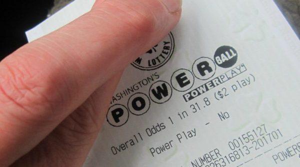 powerball billion dollar lottery ticket
