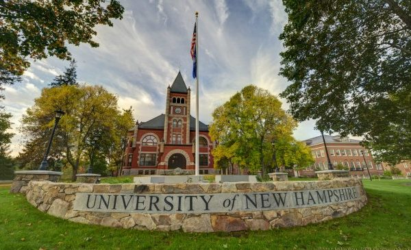 university of new hampshire - states with worst student loan debt