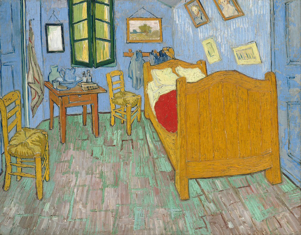 Bedroom at Arles