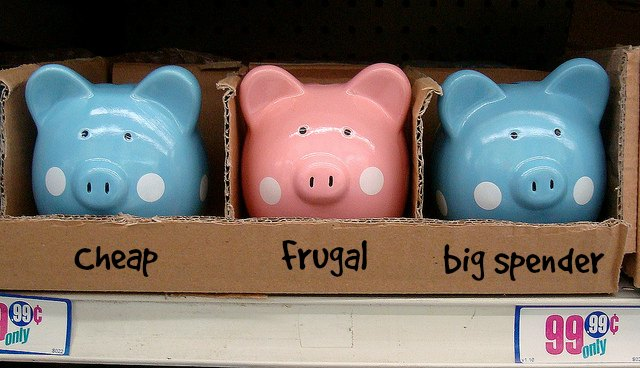 piggy banks in dollar store