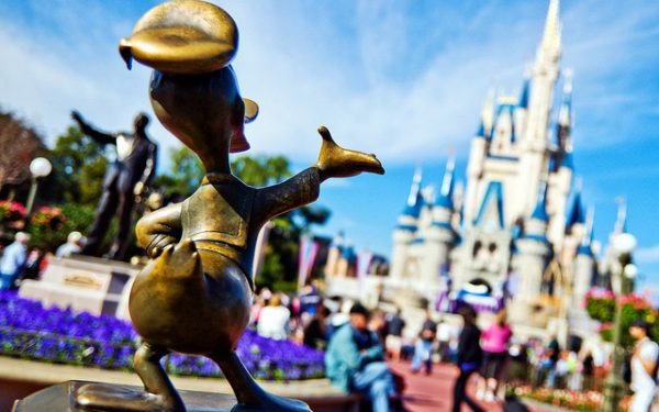 disney's magic kingdom - disney on a budget
