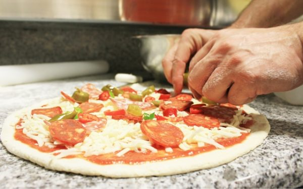 asset allocation is like making a pizza