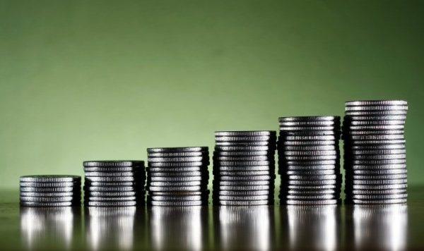 stacked coins incremental savings