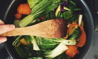 cooking vegetarian meals