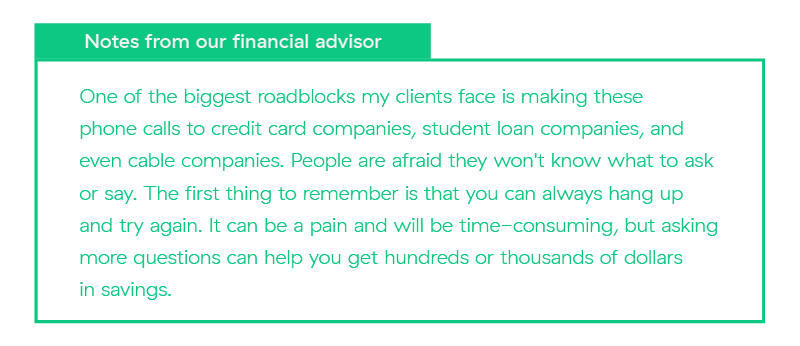 millennial financial advice