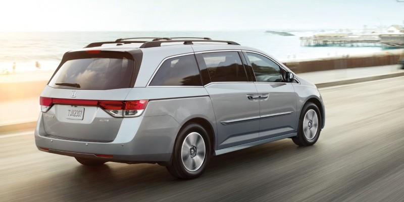 the honda odyssey is among the cheapest cars to insure