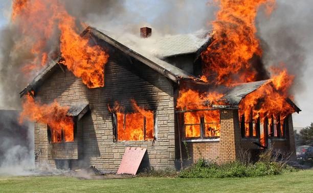 house on fire - uber insurance sharing economy insurance