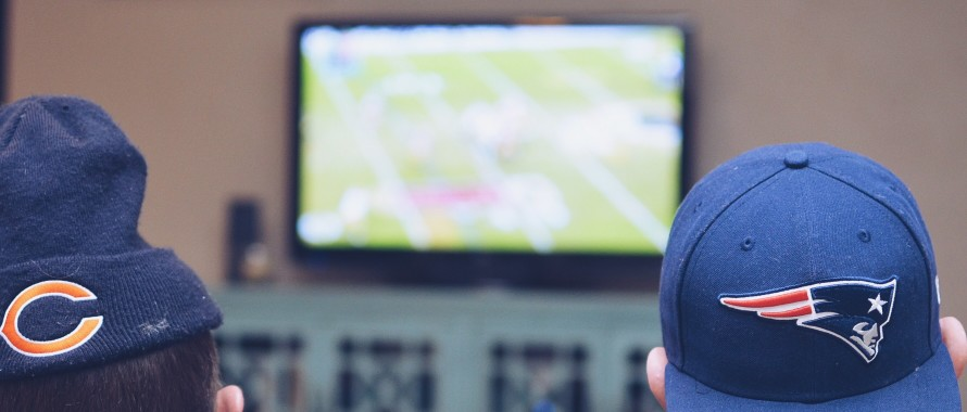nfl fans - watch football on tv without cable