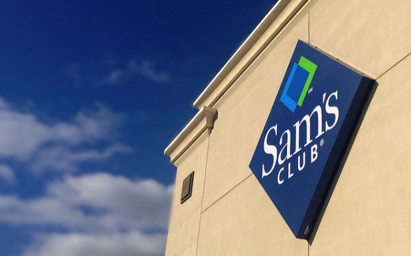 sam's club - does sams club take visa