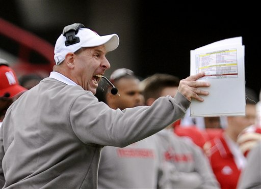 angry coach