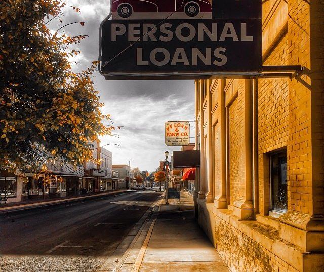 personal loans and pawn shop