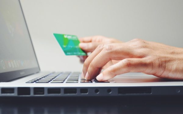 paying bills with credit card online