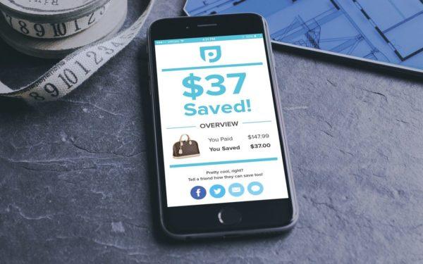 paribus app price drop savings price matching refund rebates