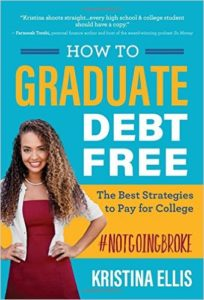 how to graduate debt free book cover