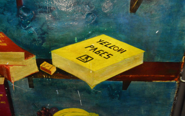 yellow pages phonebook