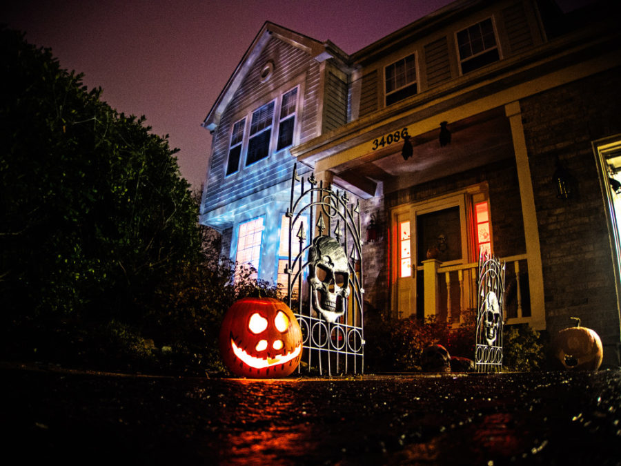 haunted house - liability claims homeowners insurance horror stories