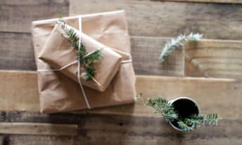 simply wrapped presents