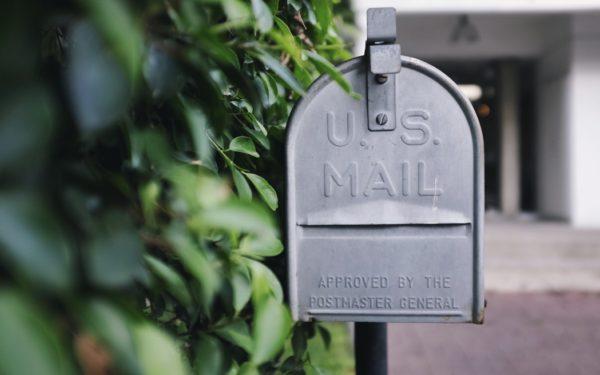 mailbox - reader mailbag