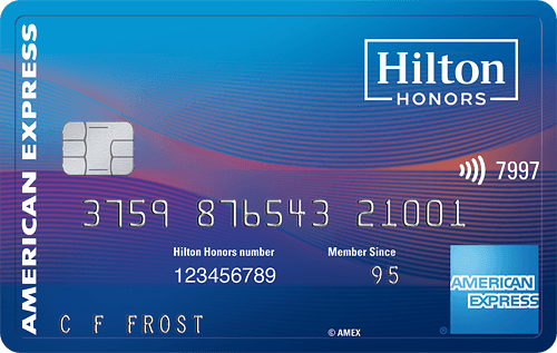 Hilton Honors Aspire Card from American Express Review - The