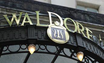 Hilton Waldorf Hotel - hilton aspire card review of hilton american express card