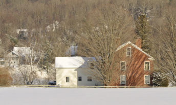 antique farmhouse - insuring old homes