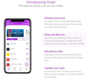 Dosh App Review: Use Your Smartphone to Double Dip With Cash