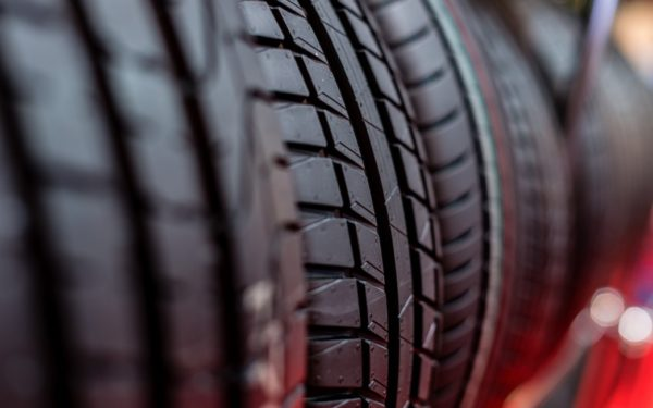 tires on sale at auto shop