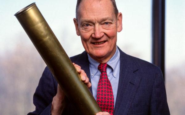 john bogle, founder of Vanguard investing