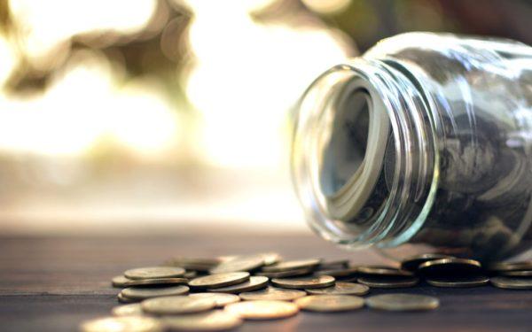 emergency fund savings jar