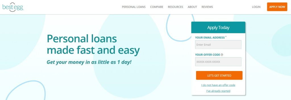 Best Egg Personal Loans Review The Simple Dollar