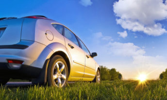 car against blue sky auto loans review