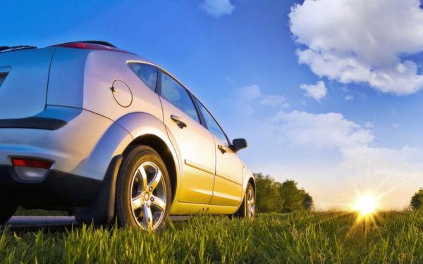 car against blue sky auto loans review