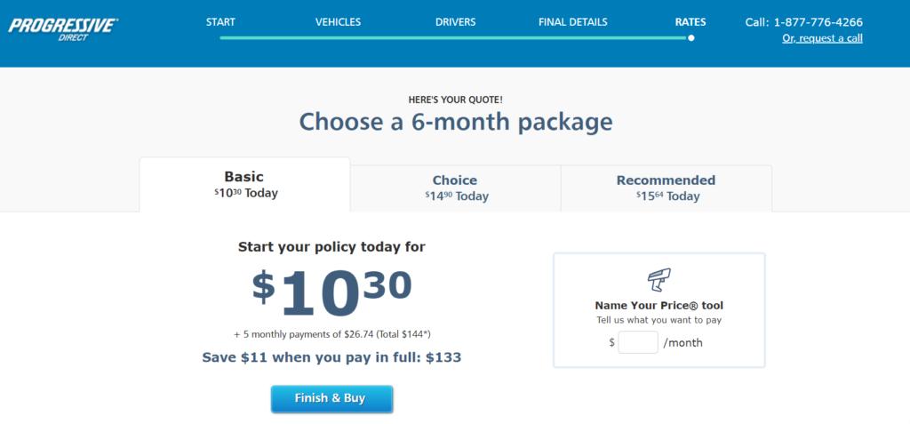 Progressive Car Insurance Near Me >> Progressive Auto Insurance Review The Simple Dollar
