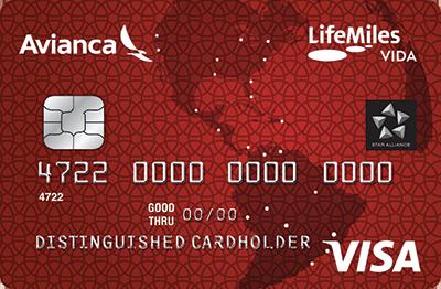 Avianca Vida Visa® Card
