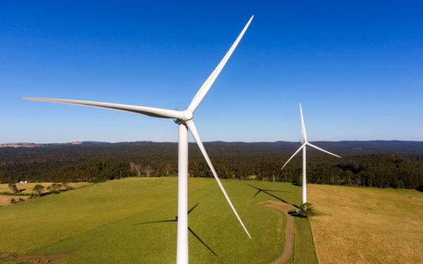 2 windmills