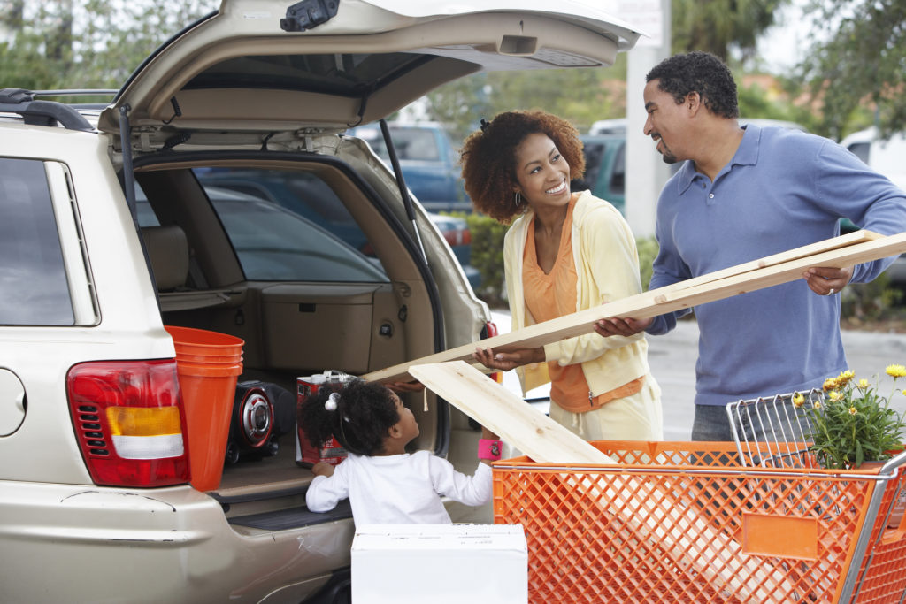 Home Depot Project Loan Review The Simple Dollar