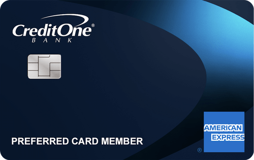 Credit One Bank American Express® Credit Card