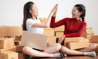 Renters move in