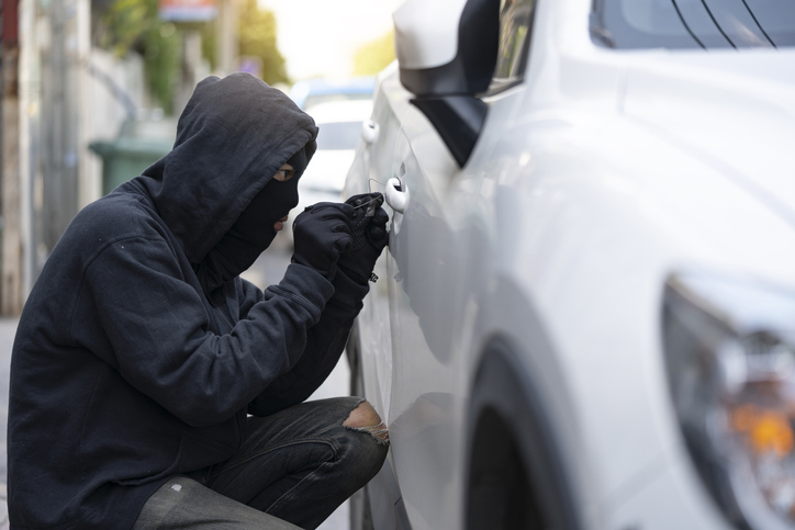Does car insurance cover theft? | The Simple Dollar