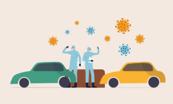 self-driving cars in a pandemic