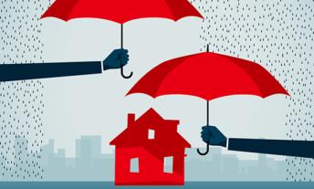 Umbrella illustrations