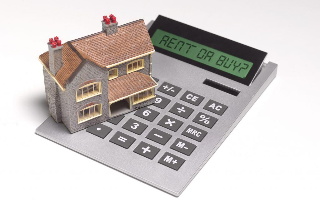 What Should You Do if House Prices Are Up and Rents Are Down? | The Simple Dollar